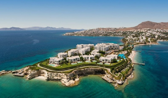 Почивка в XANADU ISLAND ALL SUITES 5*