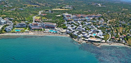 Почивка в CRETA MARIS BEACH RESORT 5*