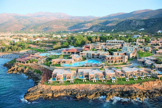 Почивка в IKAROS BEACH RESORT&SPA 5*