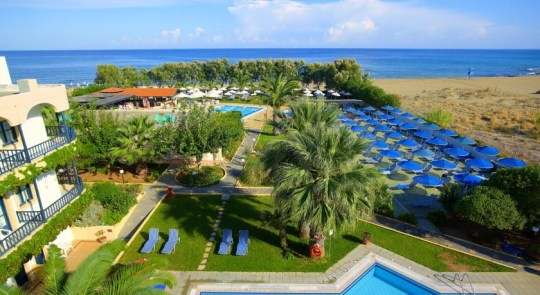 Почивка в MALIA BAY BEACH HOTEL & BUNGALOWS 3*