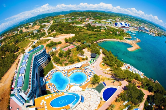 Почивка в WATERPLANET HOTEL & AQUAPARK 4*