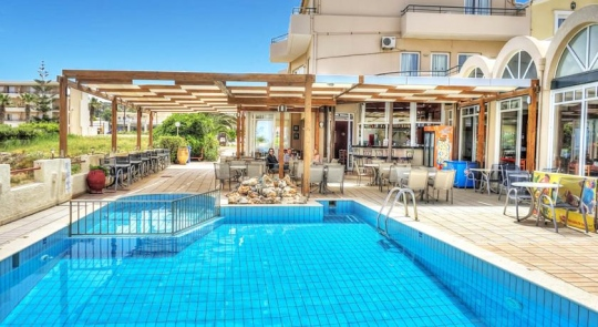 Почивка в SEAFRONT APARTMENTS 3*