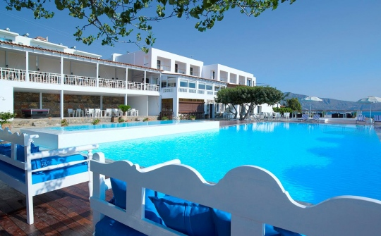 Почивка в ELOUNDA ILION HOTEL BOUNGALOWS 4*