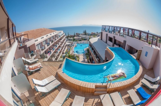 Почивка в CHC GALINI SEA VIEW DE LUXE
