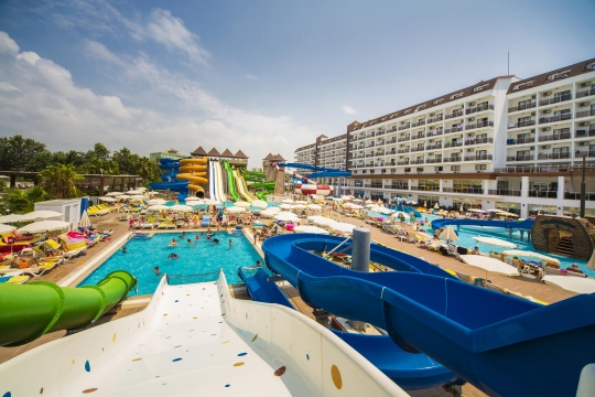 Почивка в EFTALIA SPLASH RESORT 4*