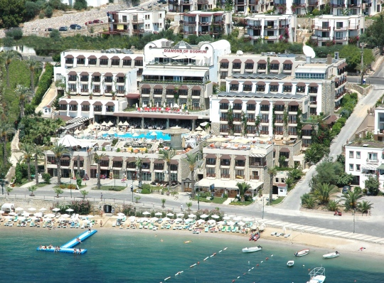 Почивка в DIAMOND OF BODRUM  5*