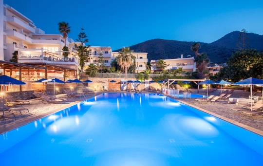 Почивка в ELOUNDA BREEZE RESORT 4*