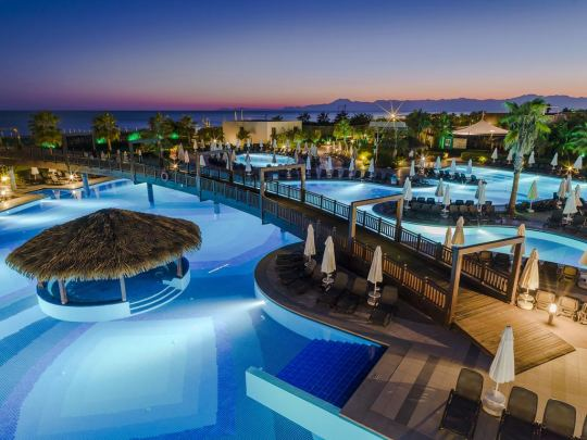 Почивка в SHERWOOD DREAMS RESORT 5*