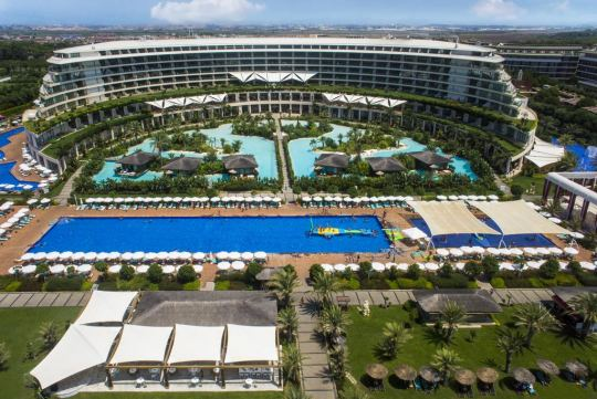 Почивка в MAXX ROYAL BELEK GOLF RESORT 5*