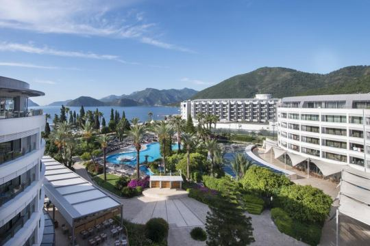 Почивка в TUI BLUE GRAND AZUR HOTEL