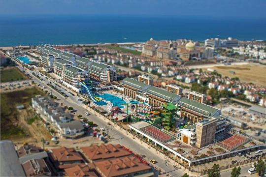 Почивка в CRYSTAL WATERWORLD RESORT & SPA - 5*