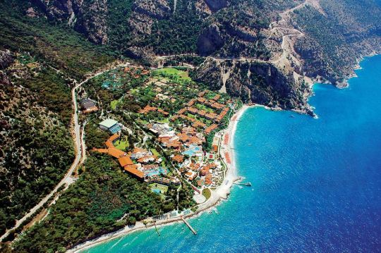 Почивка в SENTIDO LYKIA RESORT & SPA 5*