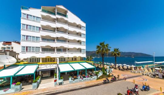 Почивка в HONEYMOON HOTEL MARMARIS 2*