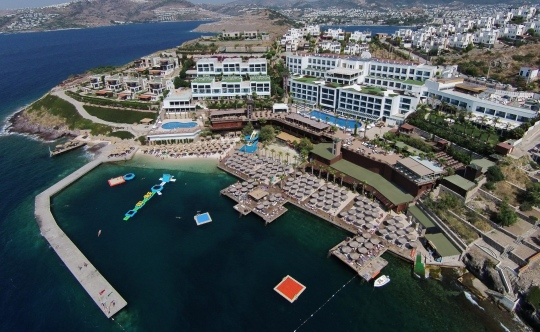 Почивка в DELTA BEACH BY MARRIOTT 5 *