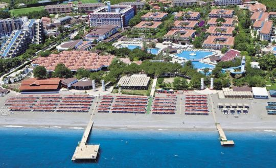 Почивка в PGS KIRIS RESORT 5*