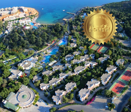 Почивка в  BODRUM ONURA HOLIDAY VILLAGE 4*
