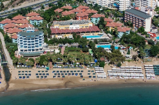 Почивка в ARMAS GREEN FUGLA BEACH 4*