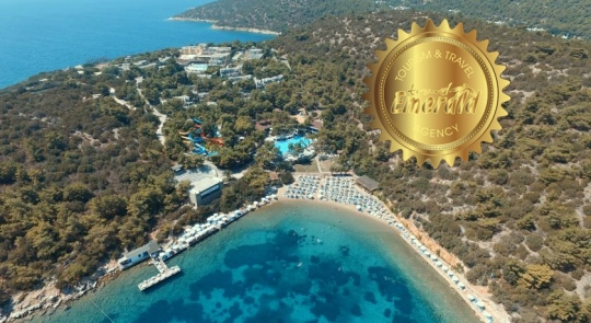 Почивка в BODRUM PARK RESORT HV/5*