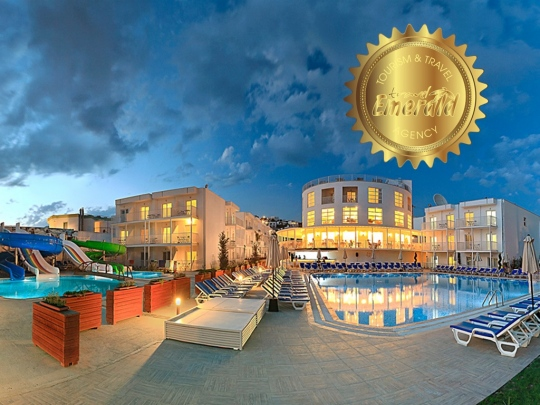 Почивка в BODRUM BEACH RESORT 4*