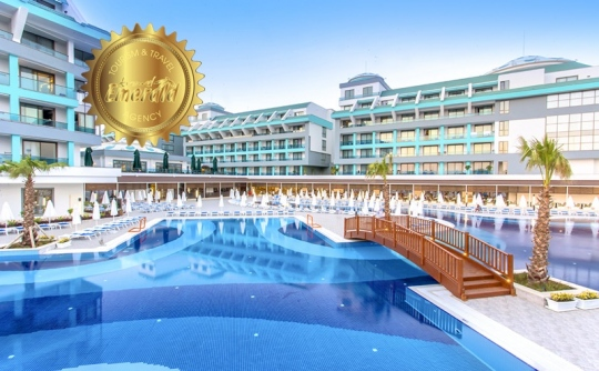 Почивка в SENSITIVE PREMIUM RESORT & SPA 5*