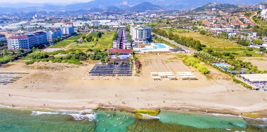 Почивка в LARISSA HOLIDAY BEACH 4*