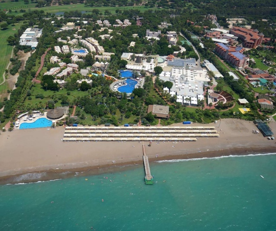 Почивка в TUI MAGIC LIFE BELEK 5* (ex.Club Asteria Belek 5*)