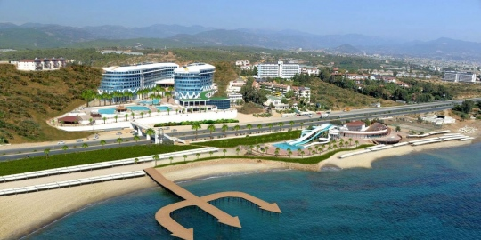 Почивка в VIKINGEN INFINI	TY RESORT & SPA 5*