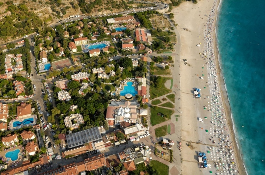 Почивка в BELCEKIZ BEACH CLUB