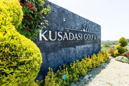 Почивка в KUSADASI GOLF & SPA RESORT HOTEL 5*