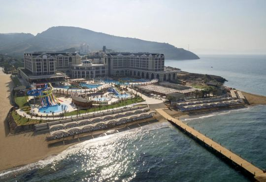 Почивка в SUNIS EFES ROYAL PALACE RESORT & SPA 5*
