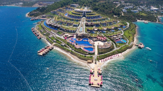 Почивка в THE BODRUM ROYAL PALACE HOTEL 5* /ex. THE BODRUM by PARAMOUNT HOTELS & RESORTS 5*/